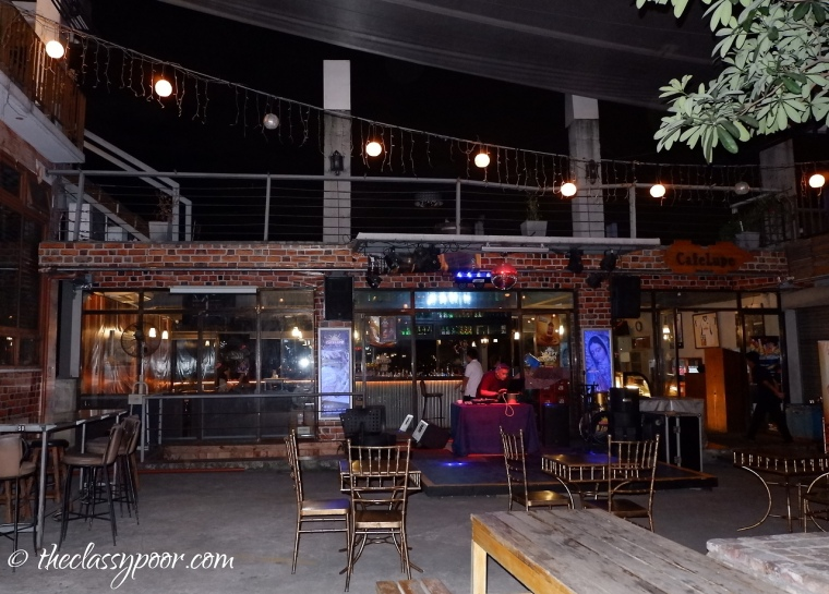 Check out Cafe Lupe's website for gig schedules.