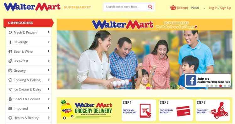 Online Grocery Delivery – The Classy Poor